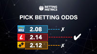 More information about Betting Odds 3